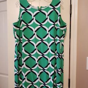 Crown and Ivy Sleeveless Dress